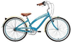 Nirve Lahaina 3 speed Bicycle (Turquoise)