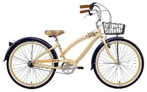Nirve Women's Paul Frank Art School 3-Speed Co-Branded Bike