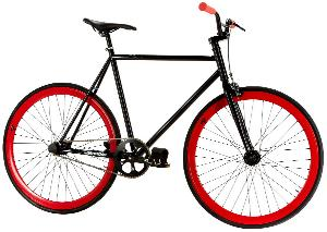 Retrospec Fixie Saint Urban Fixed Gear Single Speed Urban Road Bike