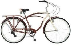 Schwinn Men's 7-Speed Cruiser Bicycle