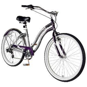 Victory Touring Cruiser Women's Cruiser Bike (26-Inch Wheels)