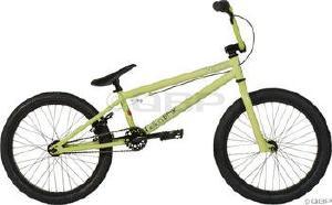 Myth BMX Matte Bile Green