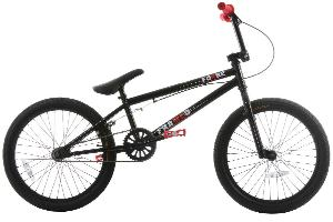"Framed Forge BMX Bike Black 20"""