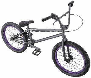 Eastern BMX Bikes - Axis BMX Bike  Review