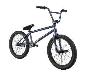 Kink Liberty 2013 BMX Bike-Brakeless